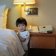Overnight at the Swissotel