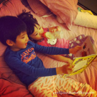 The Bedtime Story Ritual