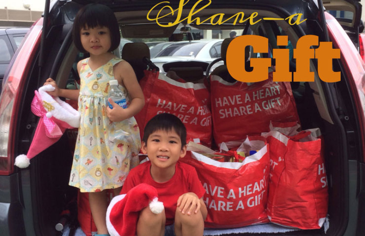 BB Share-A-Gift Food Hamper Delivery