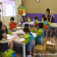 Creative Art Explorations at My Art Studio