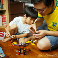 Bonding With Your Child With Lego