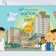 Play, Learn and Explore with the Doctor For A Day App {Giveaway}