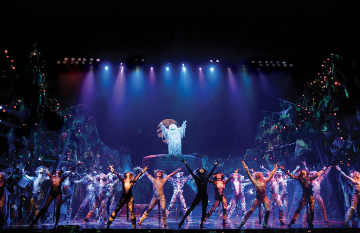CATS: The Jellicles Have A Ball