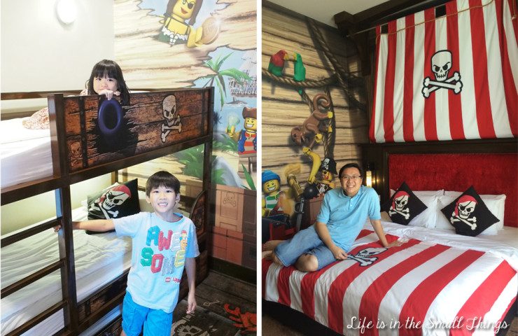 Everything is Awesome at the Legoland Hotel Malaysia!