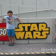 Legoland Malaysia Star Wars Miniland