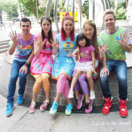 A Morning with Hi-5
