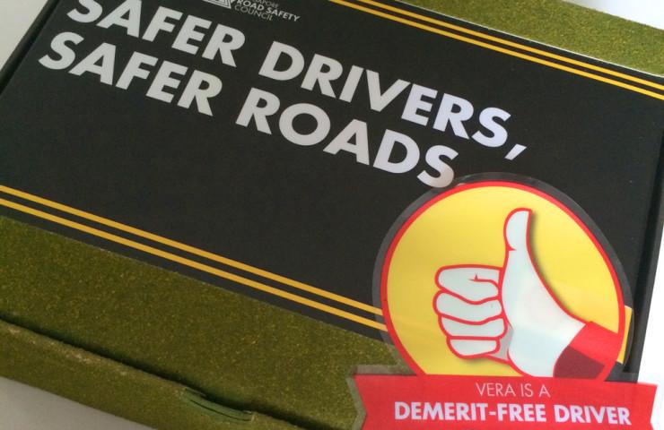 It's Rewarding to be Demerit-Free! {Giveaway}