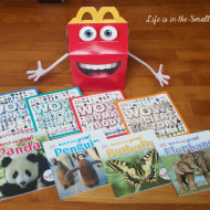 McDonald's Happy Meals, Now With Books!