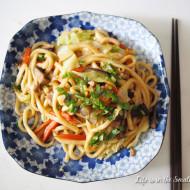 Yaki Udon (Stir-Fried Udon Noodles)
