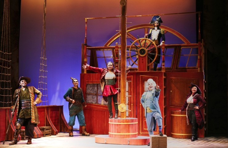 Treasure Island by SRT: Swashbuckling Fun for the Whole Family