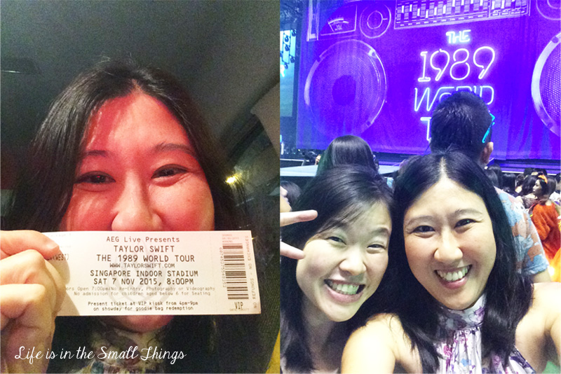 Taylor Swift S 1989 World Tour In Singapore