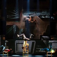 Cirque Eloize iD: Pulsating Urban Dance Meets Eye-Popping Circus Arts