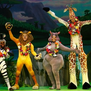 Theatre Review: Madagascar Live!