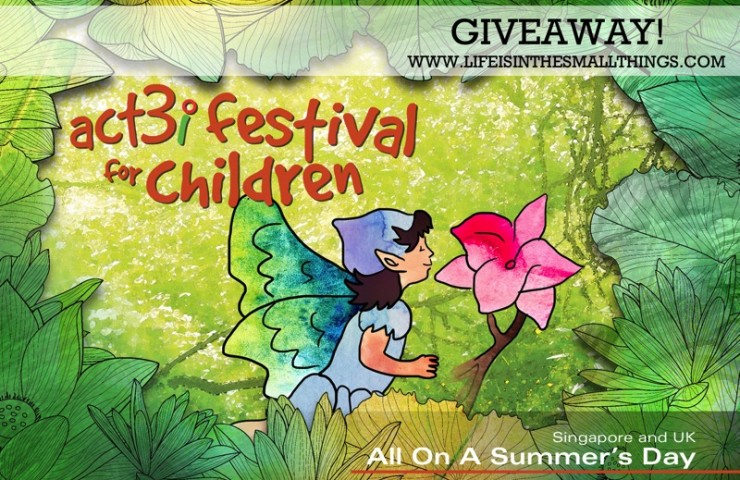 Act3i Festival for Children {Giveaway}