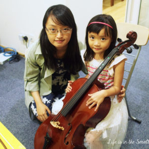 Learning Music with Aureus Academy: Trials with the Cello