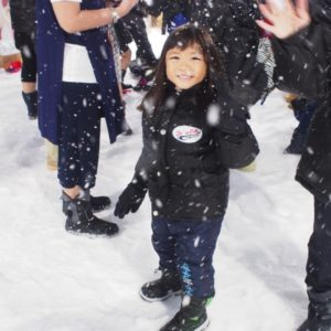 Fun in Real Snow with Snowy Splendour at Plaza Singapura