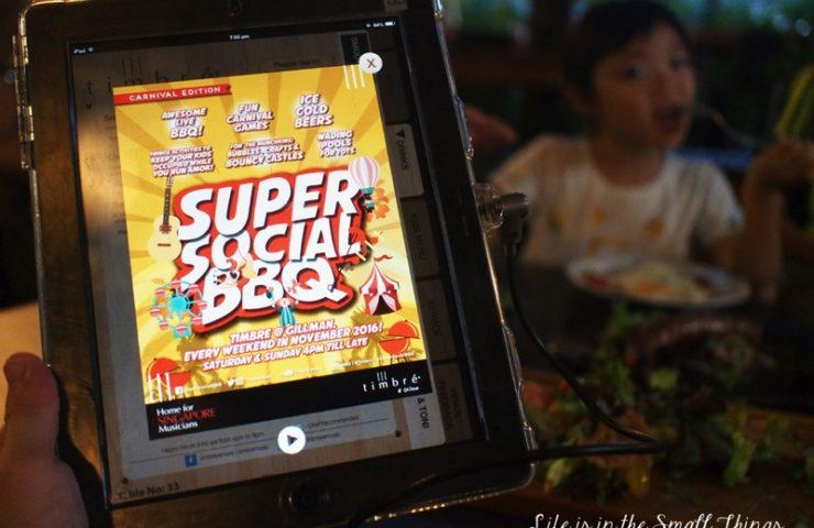Super Social BBQ at Timbre@Gilman