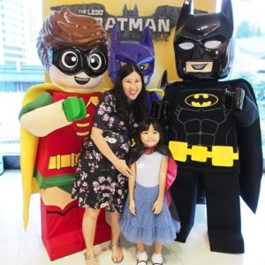Non-Stop Irreverent Fun at The Lego Batman Movie