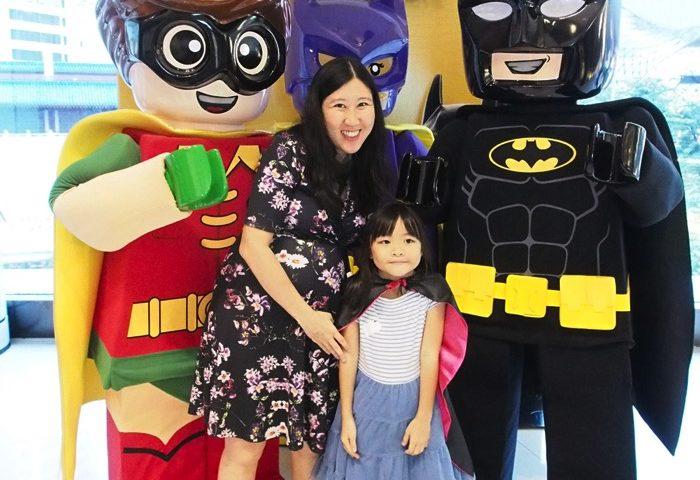 Non-Stop Irreverent Fun at The Lego Batman Movie