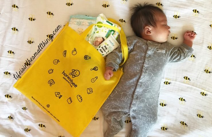 Shopping to Save with Honestbee Family Market
